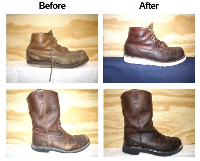 riding boot repair near me